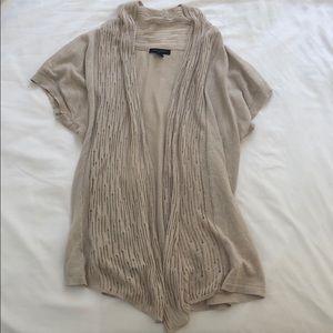 Banana Republic Cardigan/Vest size M